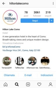 stories, Instagram Stories per la promozione del tuo hotel, Hospitality Team, Hospitality Team