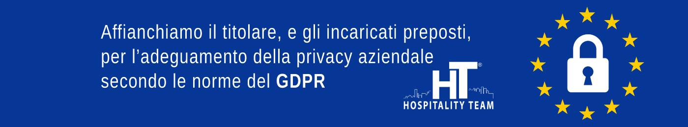 privacy, Il tuo sito web è adeguato al GDPR?, Hospitality Team, Hospitality Team